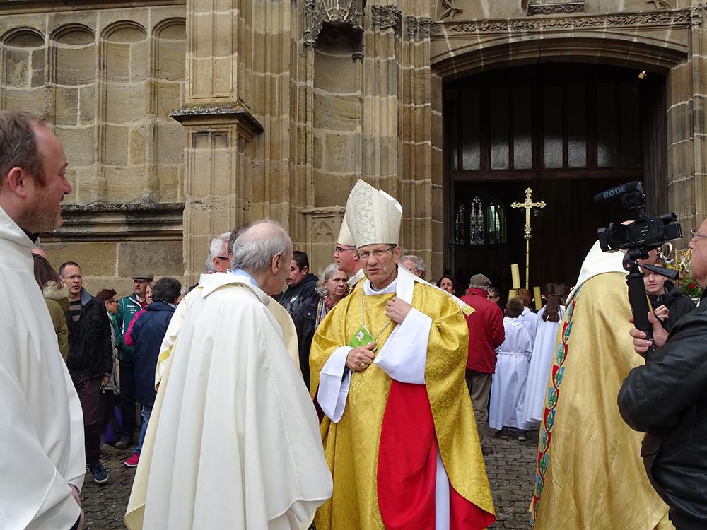 Pèlerinage de la Paix Saint-Mayeul Saint-Odilon