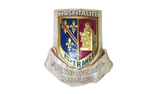 HOSPITALITÉ BOURBONNAISE NOTRE-DAME DE LOURDES