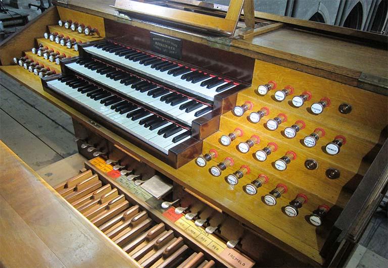 5ème académie internationale d'orgue