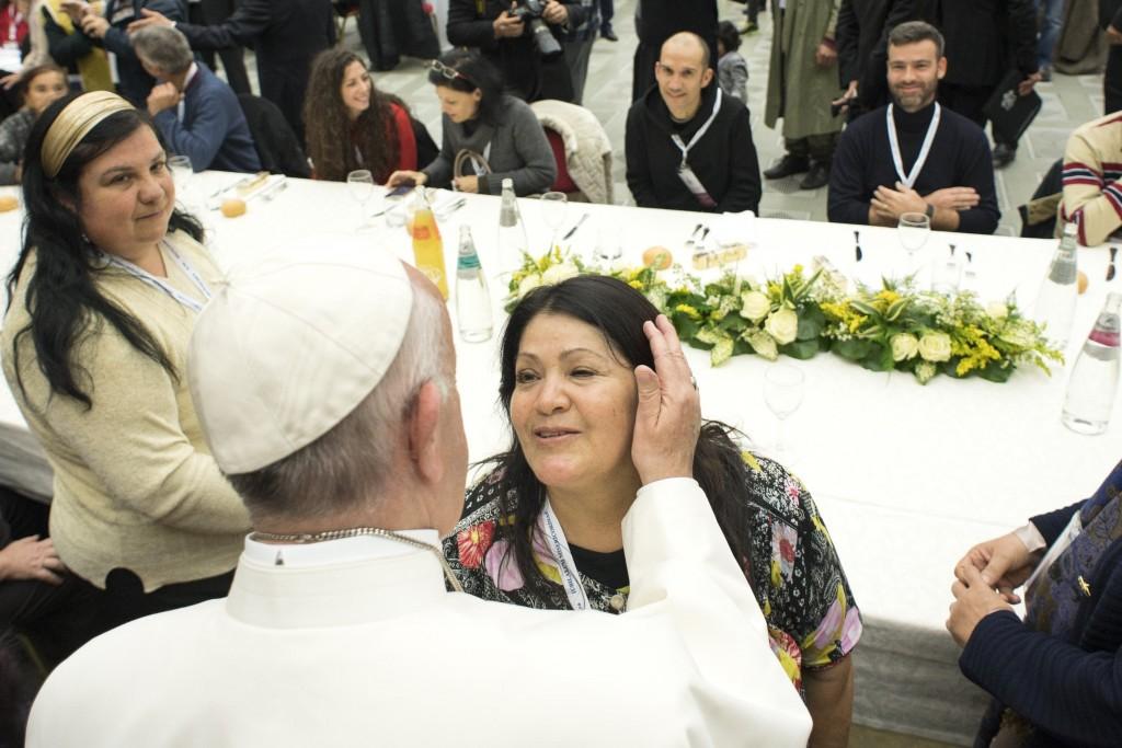 Homélie du Pape François pour la Journée mondiale des pauvres
