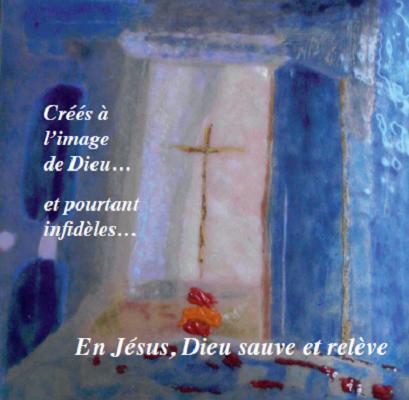 Pierre Lafoucrière - Chemin de Pâques - Basilique Paray-le-Monial (71)