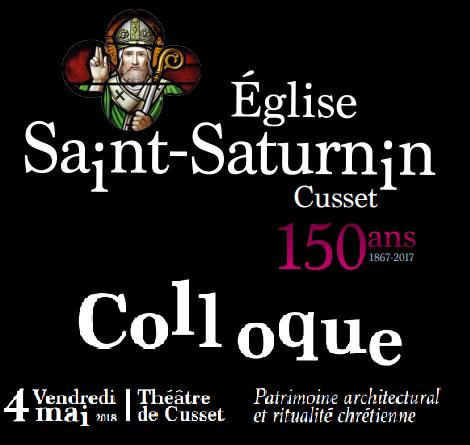 Jubilé de l'Église Saint-Saturnin de Cusset