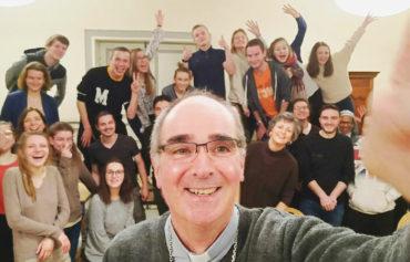 Soirée synode des jeunes