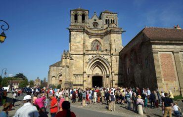 Pèlerinage de Souvigny
