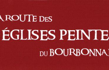 la Route des Églises Peintes du Bourbonnais