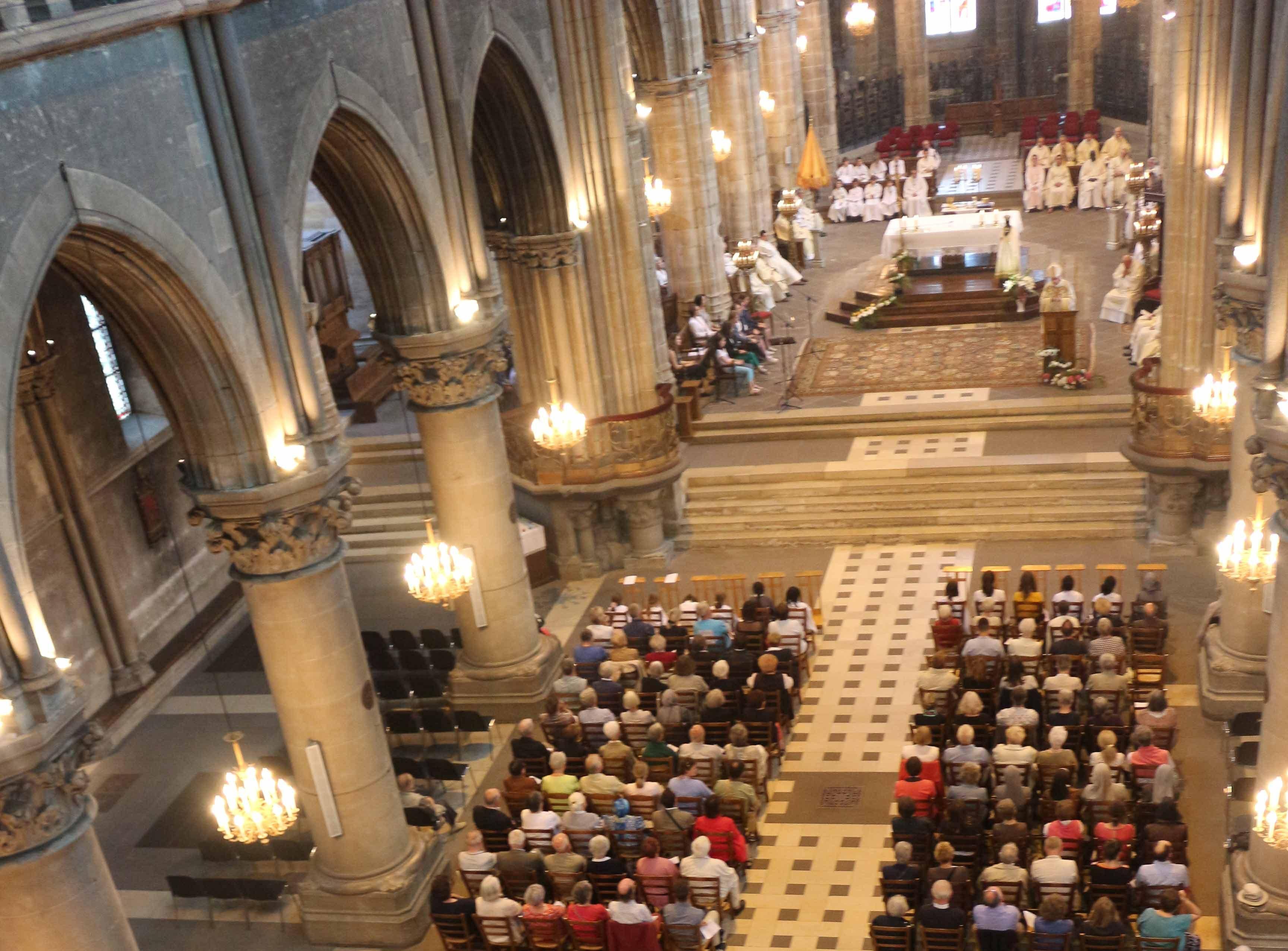 Messe des vocations 2018