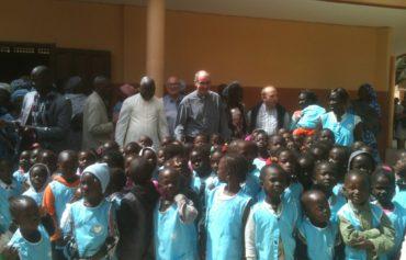 Moulins-Dakar Voyage pélerinage