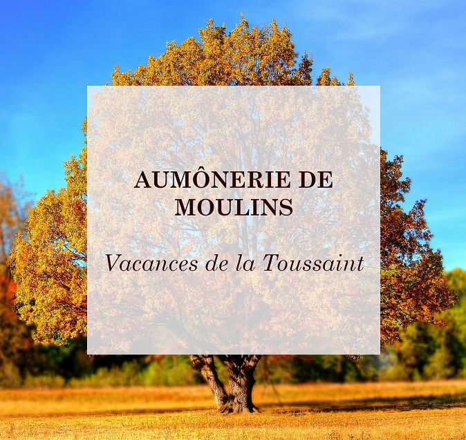 PROGRAMME AUMÔNERIE DE MOULINS
