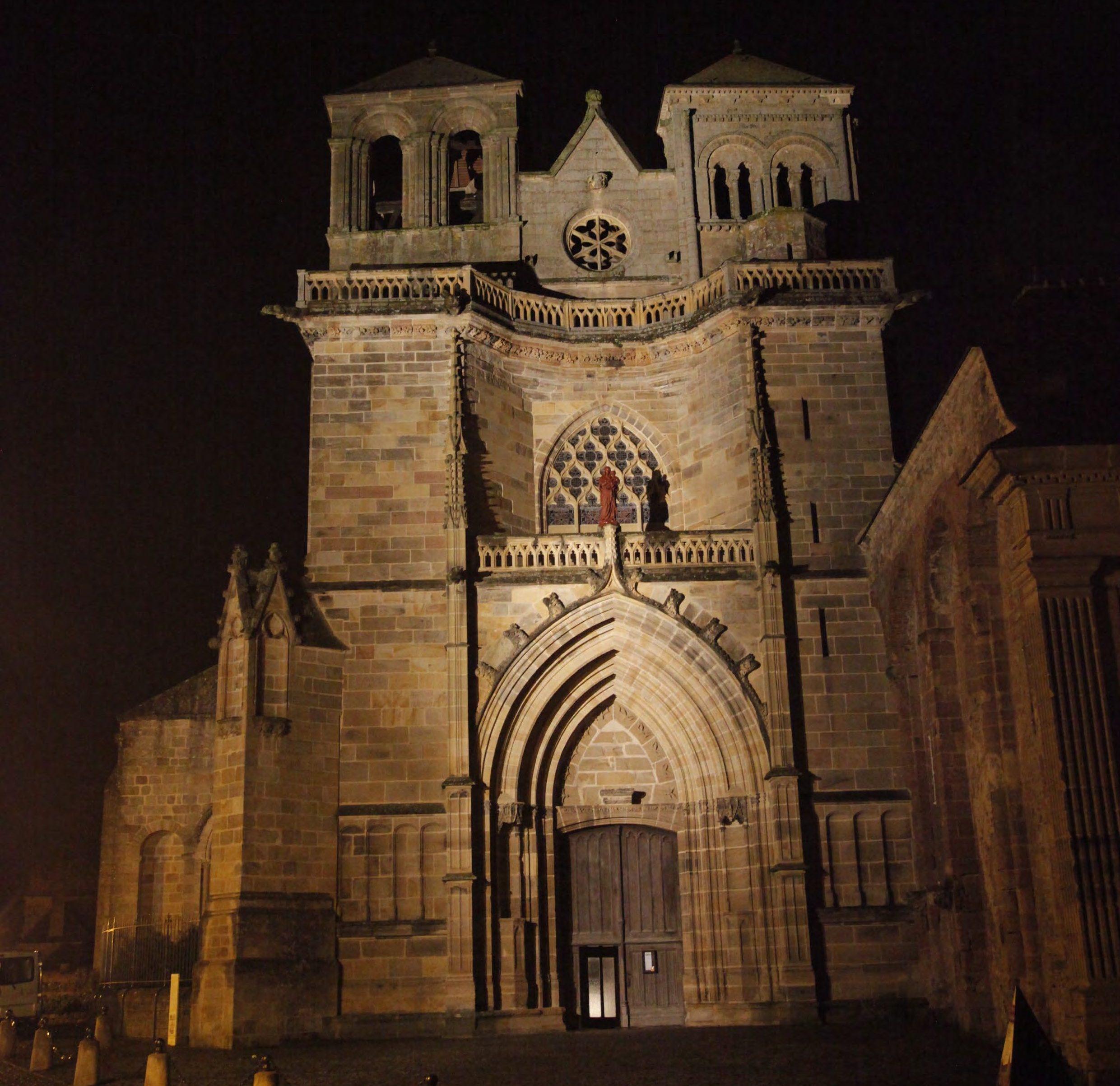 La 25ème heure à Souvigny, ville-sanctuaire