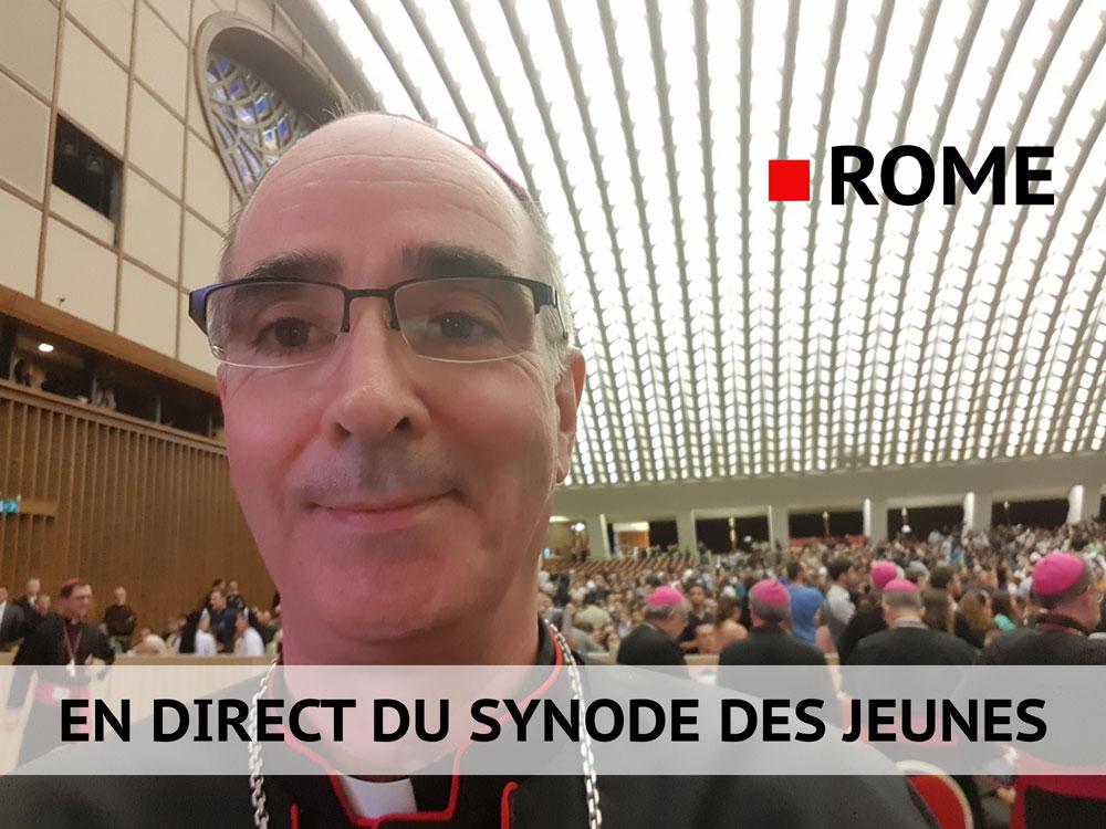 CHRONIQUES DU SYNODE