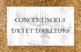 Concert de Noël à Chantelle
