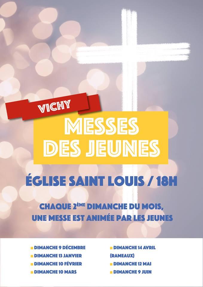 Messe des jeunes Vichy
