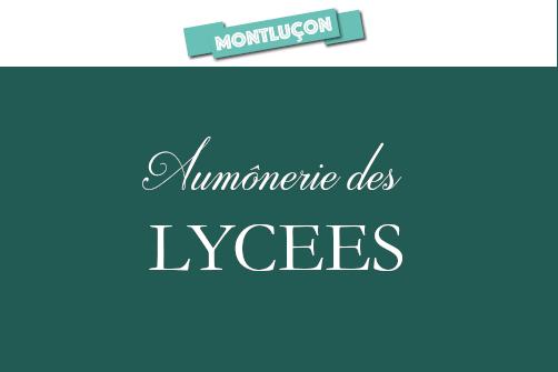 Aumônerie des lycées Montluçon