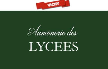 Aumônerie des lycées Vichy