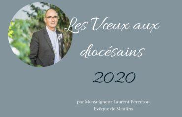 LES VŒUX AUX DIOCÉSAINS 2020 EN IMAGES