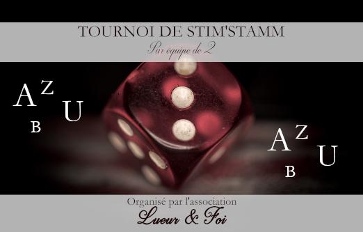 TOURNOI DE STIM'STAMM