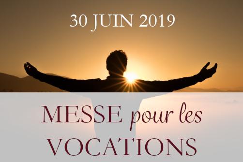 Messe pour les vocations