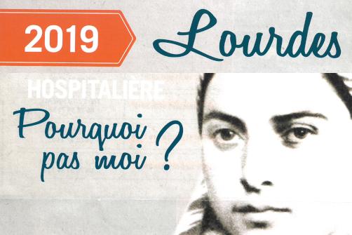 Pèlerinage du rosaire à Lourdes