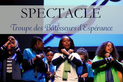 Spectacle des Apprentis d'Auteuil