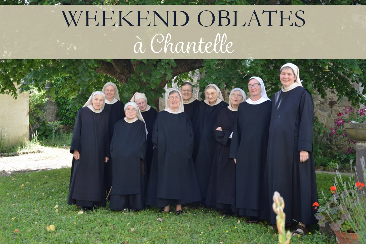 WEEKEND OBLATES A CHANTELLE