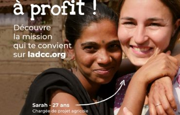 DCC : VOLONTARIAT DE SOLIDARITÉ INTERNATIONALE