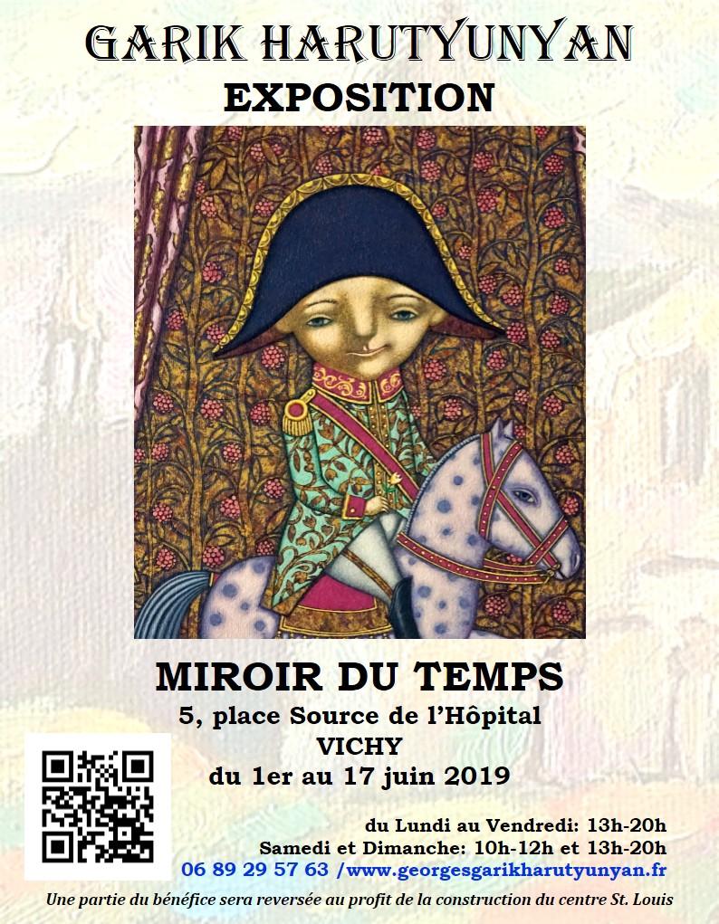 Exposition à Vichy