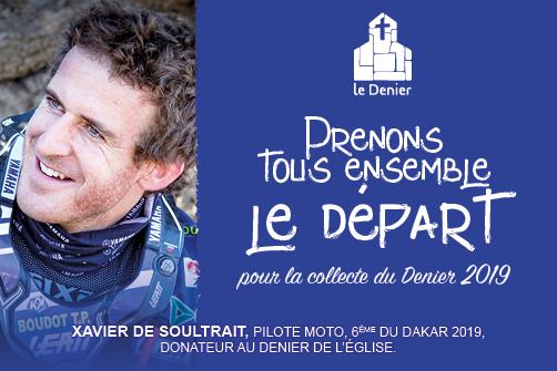 VIDEO : Le Denier c'est super important ! par Xavier de Soultrait