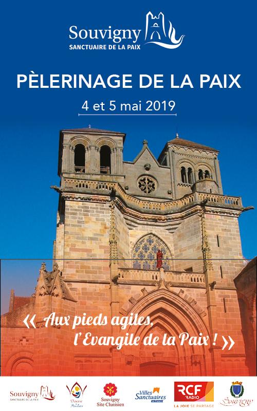 PELERINAGE DE LA PAIX A SOUVIGNY