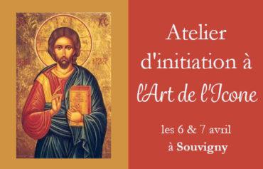 Initiation à l'art de l'icône – Souvigny –