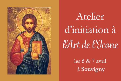 Initiation à l'art de l'icône - Souvigny -