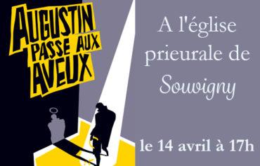 SPECTACLE : Augustin passe aux aveux