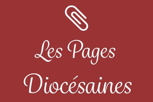 Les Pages Diocésaines sont en ligne !