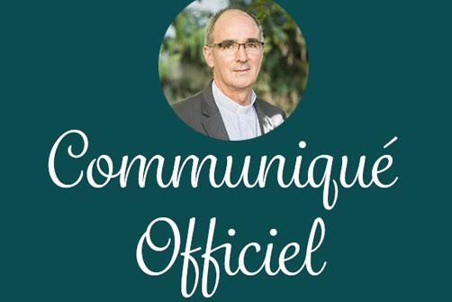 Communiqué : Profanation à l'église Saint-Martin de Lurcy-Lévis