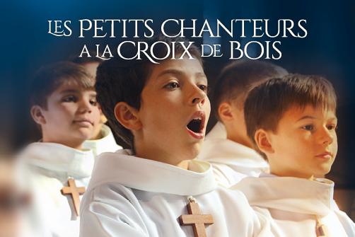 CONCERT : Les Petits chanteurs à la Croix de Bois à Vichy