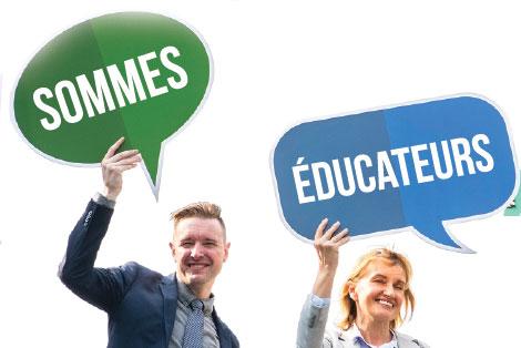 2ème rencontre des personnels de l'éducation de l'Allier, de l'enseignement public et privé