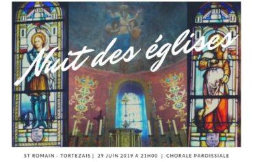 La nuit des églises à Tortezais