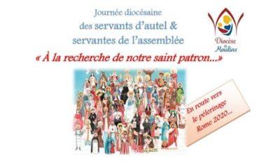 Journée diocésaine des servant(e)s d'autel