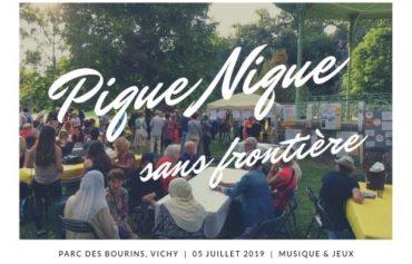 Pique Nique Sans Frontière à Vichy