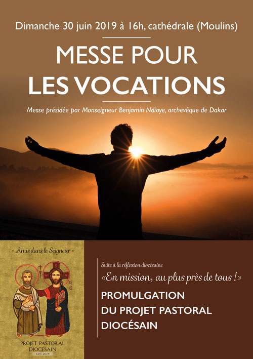 PHOTOS : Messe des vocations du 30 juin 2019