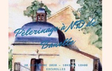 Pèlerinage Notre Dame de Banelle