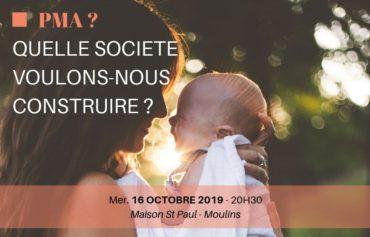 Conférence – PMA : Quelle société voulons-nous construire?