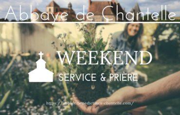 WE SERVICE & PRIÈRE A CHANTELLE