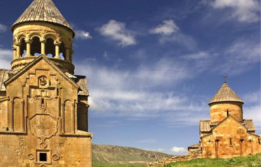 Pèlerinage en Arménie