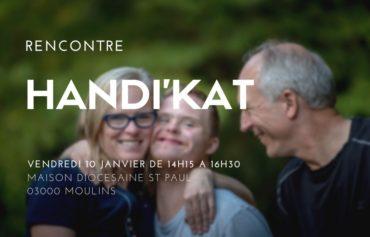 RENCONTRE HANDI'KAT