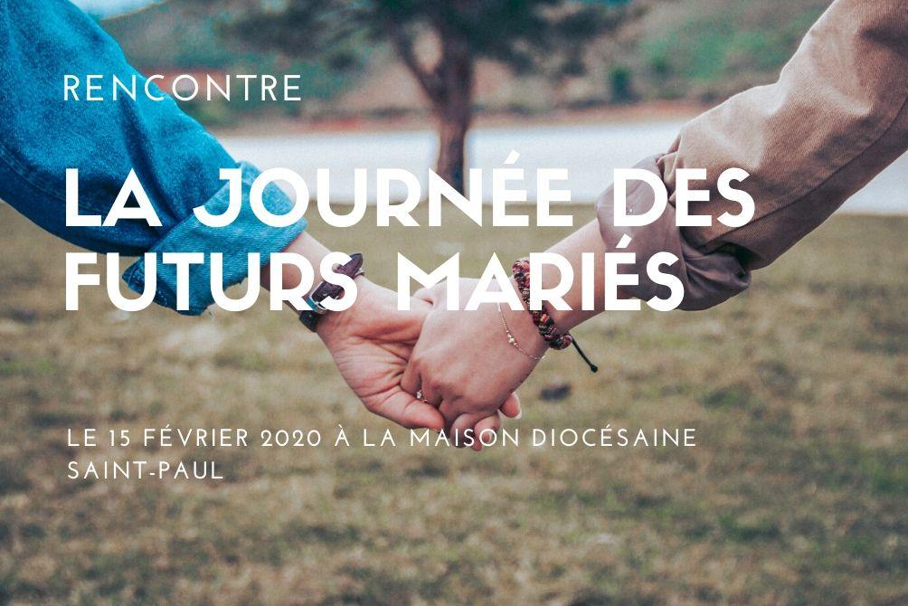 La journée des futurs mariés
