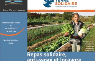 REPAS SOLIDAIRE DU CCFD