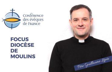 Focus de la Conférence des évêques de France : Père Guillaume Lépée