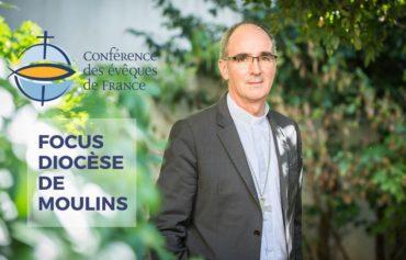 Focus de la Conférence des évêques de France : Mgr Laurent Percerou