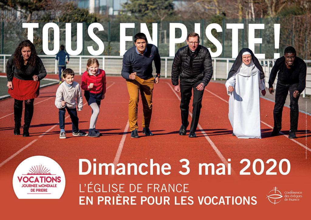 Journée mondiale de prière pour les VOCATIONS, le 03/05/20