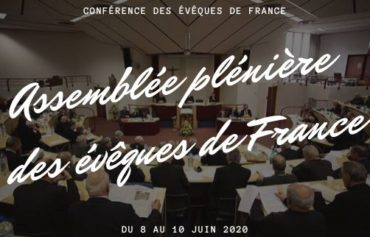 ASSEMBLÉE PLÉNIÈRE DES ÉVÊQUES DE FRANCE et Prière au Sacré-Cœur de Montmartre
